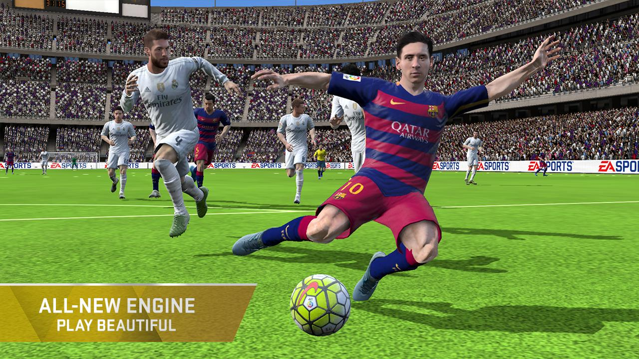 fifa 16 gameplay